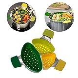 Set Dampfgarer 3Stück Körbe verschiedene Größe und anpassungsfähig von Open Buy