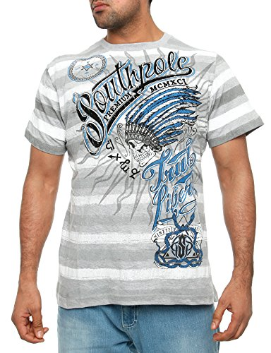Southpole Chief Truth Liberty 14321-1034 Heather Grey