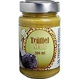 Senf Trüffel-Senf Senf mit Trüffel vegan BARRIQUE-Feine Manufaktur Deutschland 200mlGlas