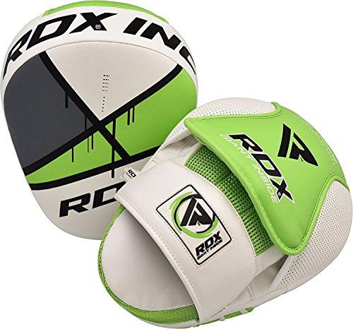 RDX Manoplas Boxeo Paos Muay Thai Kick Boxing Artes Marciales Patada P