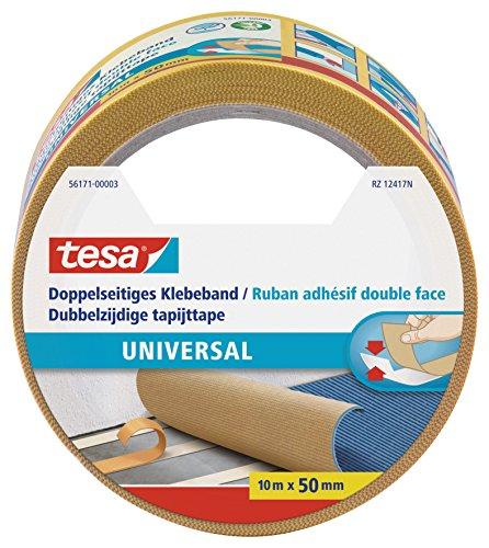 Doppelter Boden (tesa 56171-00003-01 Universal Doppelklebeband,10m x 50mm)