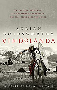 Vindolanda by [Goldsworthy, Adrian]
