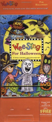 Wee Sing for Halloween book and cd (Halloween-musik Kind Kleines)