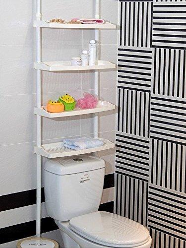discountdealer2015-4-tier-kitchen-bathroom-storage-shower-caddy-shelf-shelves-unit-adjustable-height