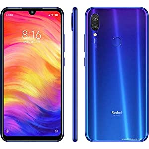 xiaomi redmi note 7 - 51 2Bb1kNUc L - Xiaomi Redmi Note 7 16 cm (6.3″) 4 GB 64 GB Dual SIM ibrida 4G Rosso 4000 mAh