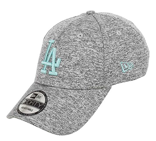 Gorra New Era – 9Forty Mlb Los Angeles Dodgers Tech Jersey gris/turquesa...