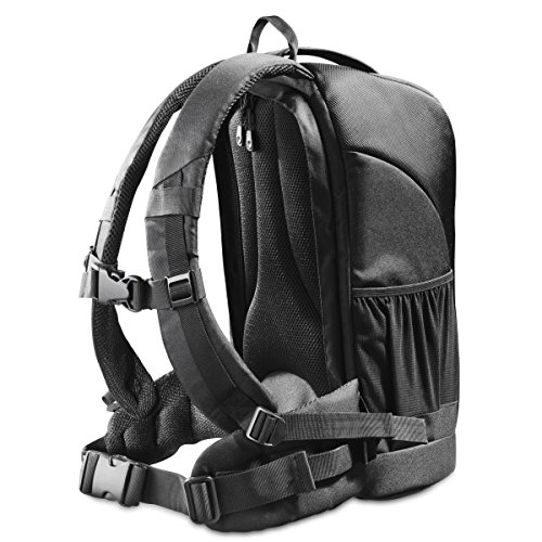 Mantona SLR trekking backpack (with theft-prevention device and tripod holder) universal
