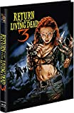 Return of the Living Dead 3 - Mediabook Cover A - Unrated - Limited Collector's Edition (+  DVDs) (+ Bonus-DVD) [Blu-ray]
