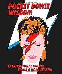 Pocket Bowie Wisdom by Hardie Grant Books (2016-07-28)