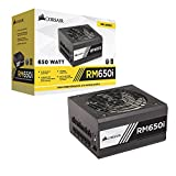Corsair (CP-9020081-UK) RMi Series RM650i ATX/EPS Fully Modular 80 PLUS Gold 650W Power Unit UK Supply