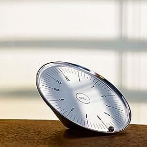 Philippi 136021 Orbit Kegeluhr Aluminium und Edelstahl ø 14 cm