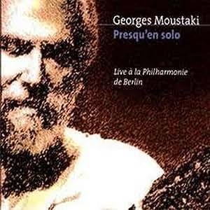 presqu'en solo - live a la philarmonie de berlin
