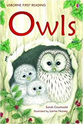 Owls (First Reading Level 4) by Sarah Courtauld (2009-03-27)