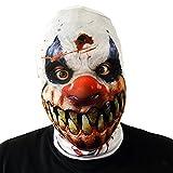 Monster Smile Killer Clown Halloween Maske Erwachsene Fancy Dress Scary Horror