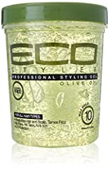 Idea Regalo - ECO Styler Olive Oil Styling Gel - Gel per capelli 946 ML