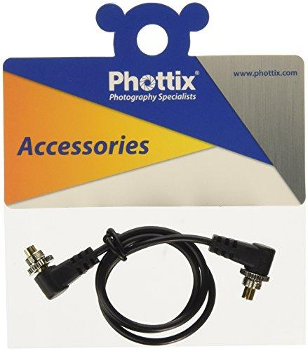 Phottix PH89903 PC-Sperr auf PC-Sperr-Sync-Kabel (40 cm) Pocket Wizard Pc