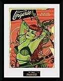 GB Eye LTD, DC Comics, Poison Ivy Bombshells, Photographie encadrée 30 x 40 cm