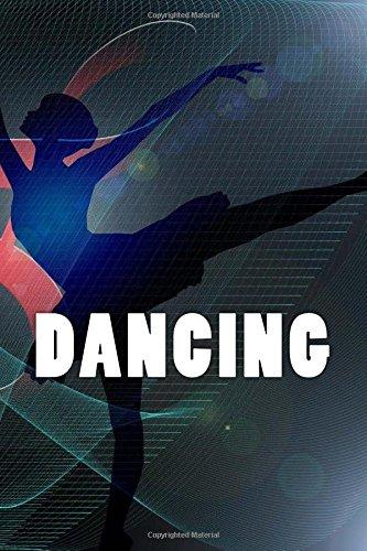 Dancing (Journal / Notebook) por Wild Pages Press Journals & Notebooks