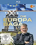 Terra X: Die Europa-Saga [Blu-ray]