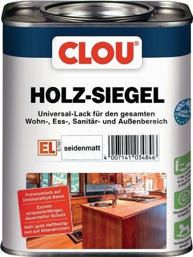 Clou Holz-Siegel EL seidenmatt 0,750 L