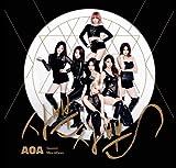KPOP,AOA,Sappun,Sappun (To walk with soft steps) : MINI 2nd Album