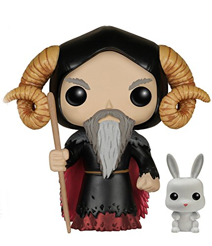 POP! Vinilo - Monty Python's Holy Grail: Tim the Enchanter