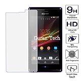 Guran® Glass Protector pour SONY Xperia M C1905 Smartphone Screen Verre Trempé Protecteur d'écran Résistant aux éraflures