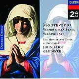 Monteverdi: Vespro della Beata Vergine, 1610, etc. (2 CDs)