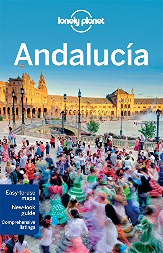 Lonely Planet Andalucia (Travel Guide) by Lonely Planet (2016-01-19)