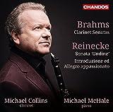 Clarinet sonatas / Johannes Brahms | Brahms, Johannes (1833-1897)