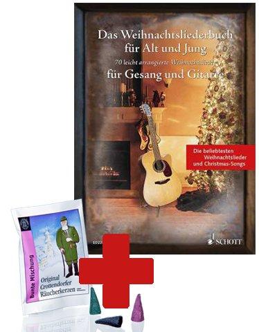 Das Weihnachtsliederbuch für Alt und Jung - 70 leicht arrangierte