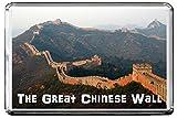 010 THE GREAT WALL KÜHLSCHRANKMAGNET CHINA LANDMARKS, CHINA ATTRACTIONS REFRIGERATOR MAGNET