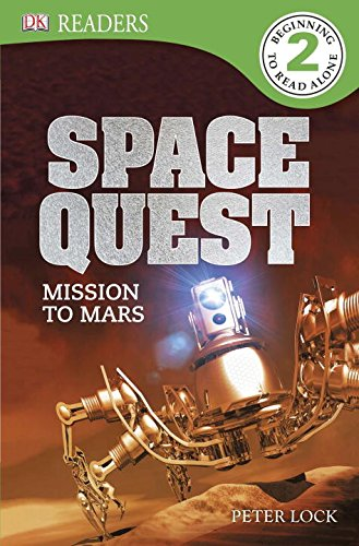 Space quest : mission to Mars