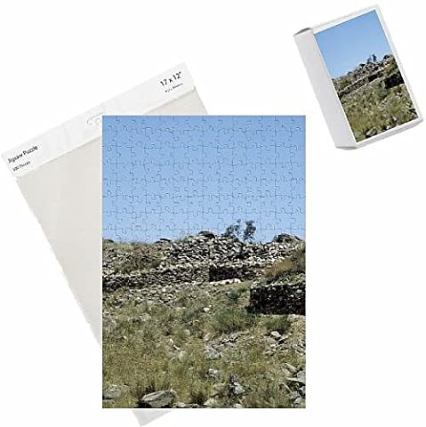 Photo Jigsaw Puzzle of SPAIN. Cardea x6fce1;. Acropolis of Las Cogotas (6th-3rd