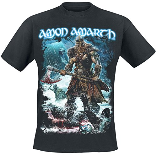 Amon Amarth Jomsviking T-Shirt nero M
