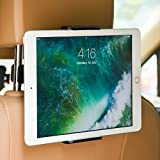 """Supporto Tablet Poggiatesta Auto, DOSMUNG Regolabili e 360 Gradi di Rotazione Porta Tablet Auto Sedili Posteriori, supporto per Apple iPad 2/3/4/Mini/Air, Samsung Galaxy Tab,Tablet Auto Universale 7"""" a 10"""""""