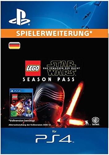 Konto Software (LEGO Star Wars: Das Erwachen der Macht Season Pass [Spielerweiterung] [PS4 PSN Code - deutsches Konto])