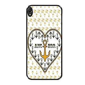 Vibhar printed case back cover for Sony Xperia Z3 AnchorFalling