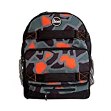 Penny Rucksack Pouch Not So Camo (One Size , Schwarz)