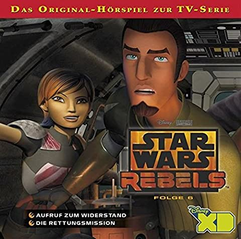 Star Wars Rebels Folge 6