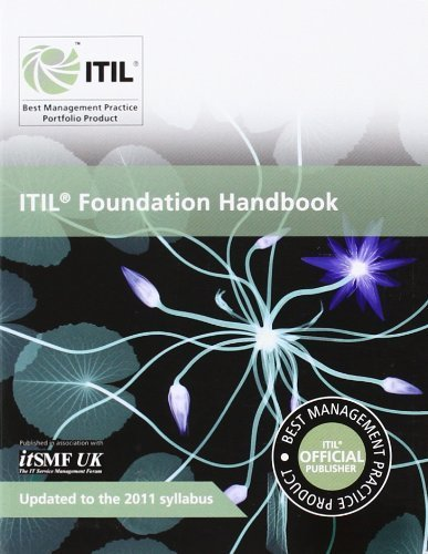 ITIL foundation handbook by Stationery Office, Agutter, Claire (2012) Paperback