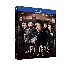 Les Piliers de la terre [Blu-ray]