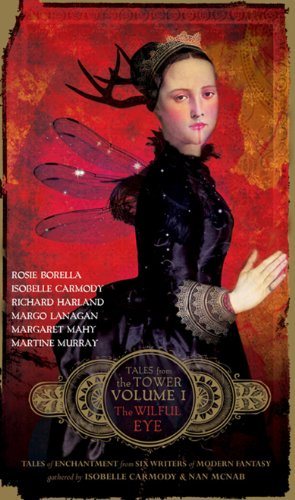 book cover of The Wilful Eye