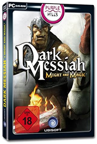 Dark Messiah Pc Dvd - Dark Messiah of Might and Magic [import