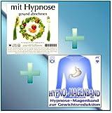 MIT HYPNOSE GESUND ABNEHMEN + HYPNO-MAGENBAND (Hypnose-Audio-CDs) --> ...jetzt noch schneller und effektiver zum Wunschgewicht! (NUR FÜR KURZE ZEIT)
