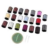 100 Stück Nagelfeilen Professionelle Nagelfeilen Doppelseitige Nagelfeilen Einweg Nagelfeile, 180/240 Grit, Blau und Rosa