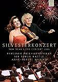 Silvesterkonzert 2015 [Anne-Sophie Mutter, Simon Rattle ] [EUROARTS: DVD]