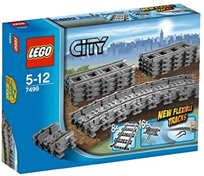 LEGO City Vías Flexibles (7499)