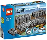 Giocattoli Best Deals - Lego - 7499 - City Trains - Binari flessibili