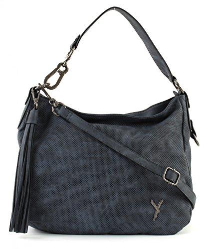Suri Frey Damen Handtasche blue